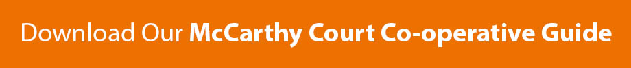 McCarthy Court Co-operative
